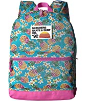 SKECHERS Pineapple Express Backpack (Little Kids/Big Kids)