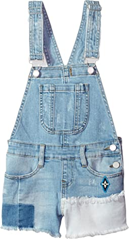 Denim Overalls in Down The Shore (Big Kids)