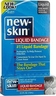New-skin Antiseptic Liquid Bandage - 0.3 Oz (Pack of 6)