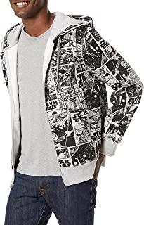Men's Disney Fleece Full-Zip Hoodie Sweatshirts