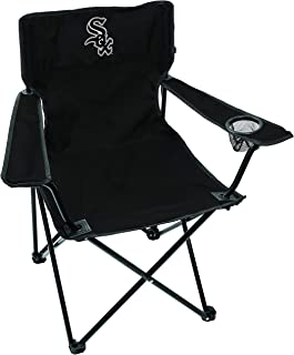 Rawlings MLB Gameday Elite Lightweight Folding Tailgating Chair, with Carrying Case, Chicago Cubs (Renewed)