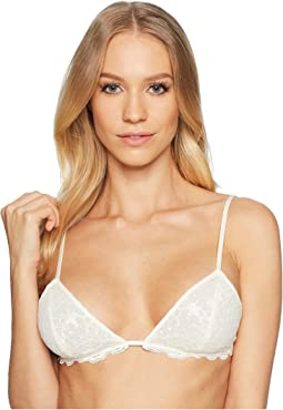 Essential Lace Triangle Bra