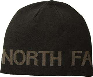 The North Face Reversible TNF Banner Gorro, Hombre, marrón (Brandy ...