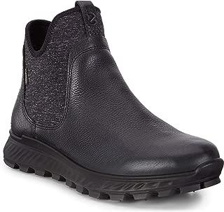 ECCO Women's Exostrike Gore-tex Ankle Chelsea Boot