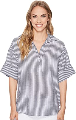 Pucker Stripe Shirt