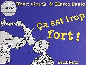 Ça est trop fort !: Saynètes pour marionnettes (French Edition)