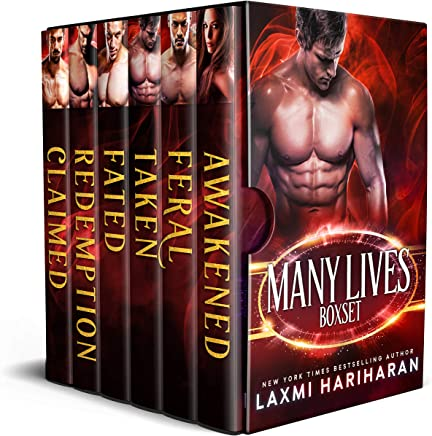 Many Lives Complete Series Box Set: Shifters, Immortals and Vampires, Paranormal Romance