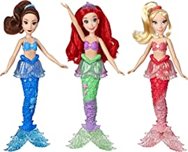 the little mermaid and her sisters
