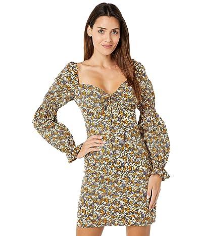 Bardot Clarissa Mini Floral Dress
