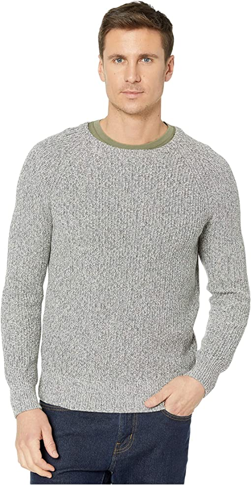 Marled Athletic Grey