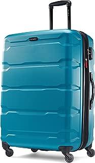 Samsonite Omni Pc Hardside Spinner 28, Caribbean Blue (Turquoise) - 68310-2479
