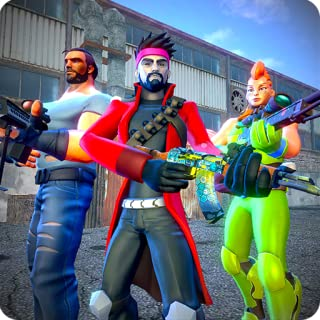 Battle Commando Mission : TPS Free Shooting Games