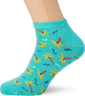 2-pack Flamingo Low Sock Calcetines, Multicolor (Multicolour 930), 7/10 (Talla del fabricante: 41-46) (Pack de 2) para Hombre