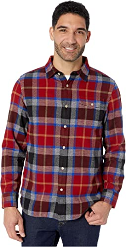 Cardinal Red Speed Wagon Plaid