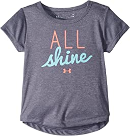 Under Armour Kids - All Shine Short Sleeve Tee (Toddler)