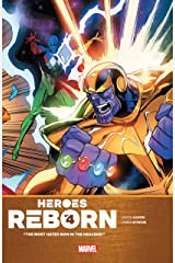 Heroes Reborn (2021) #4 (of 7) Kindle Edition