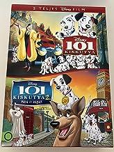 101 Dalmatians & 101 Dalmatians 2 DVD SET / 101 Kiskutya & 101 Kiskutya 2. Paca és agyar
