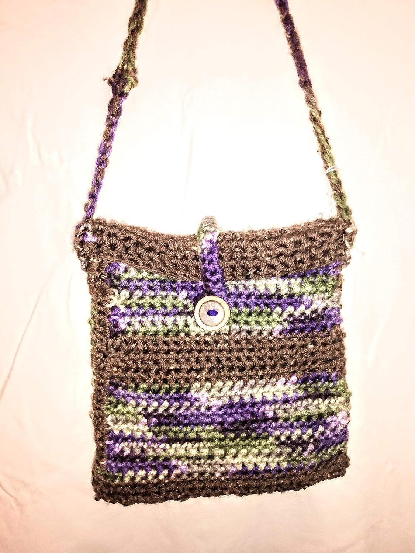 Holey Columbus Mall Hippy Shoulder #258 Bag NEW