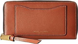 [マークジェイコブス] Marc Jacobs レディース Recruit Standard Continental Wallet ウォレット Cognac [並行輸入品]