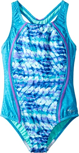 Digi Zigzag Heather Sport Splice (Big Kids)