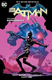 Batman Vol. 8: Superheavy (The New 52)