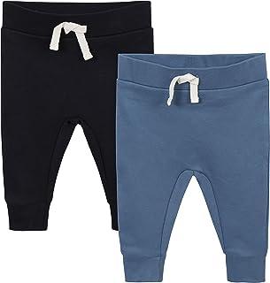 Baby Boys Organic 2-Pack Pants