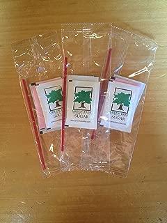 Green Tree Coffee & Tea Coffee Condiment Packs (1101) - 500 Count
