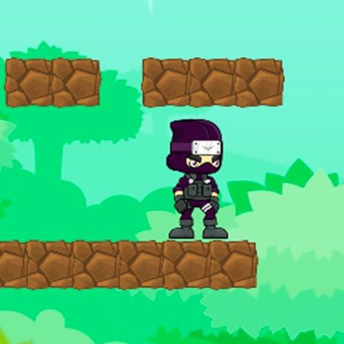 NINJA SIDE 2D : Platform Game