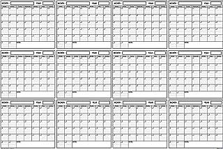 Best week over week dry erase calendar Reviews