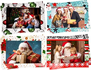 christmas photo card holder