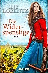 Die Widerspenstige: Roman (German Edition) Kindle Edition