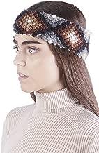 Raymis Alpaca Wool Colorful Headband - Soft, Warm & Comfortable