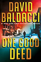 Cover image of One Good Deed by David Baldacci