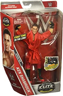 WWE Elite Collection Ken Shamrock Action Figure