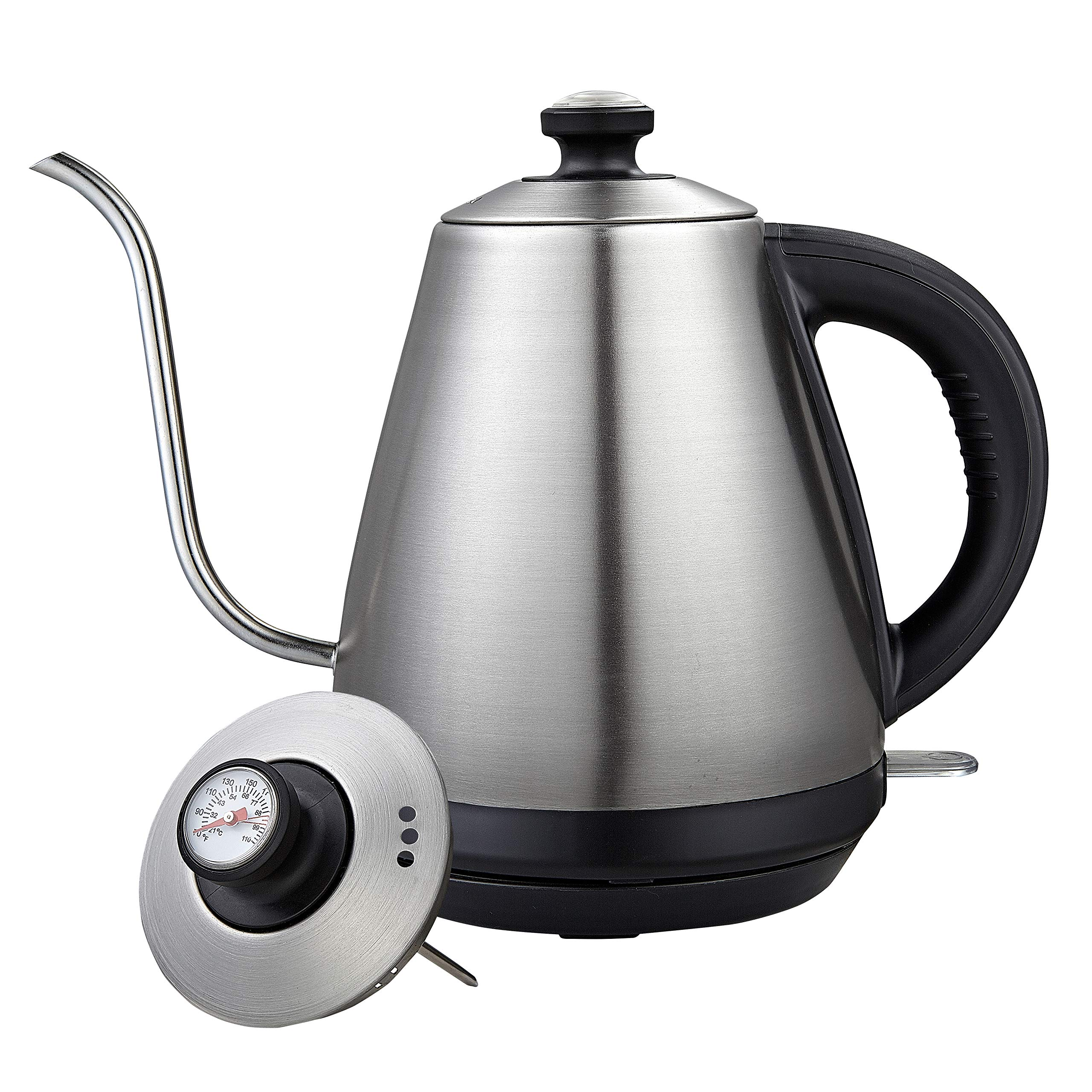 Pour Coffee Kettle Built Thermometer