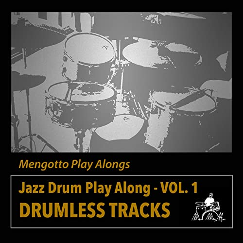 Jazz Drum Play Along, Vol. 1