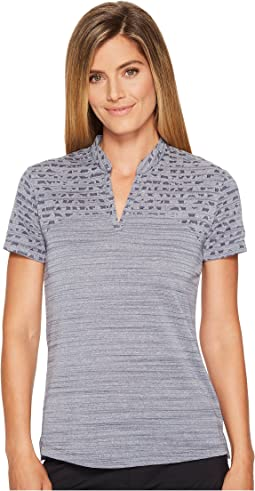 Nike Golf Zonal Cooling Polo Sphere Jacquard