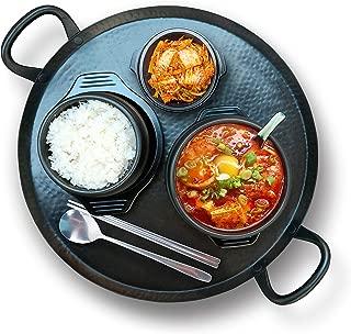 Takeout Kit, Korean Kimchi Tofu Stew (Sundubu Jjigae) Pantry Meal Kit, Serves 4