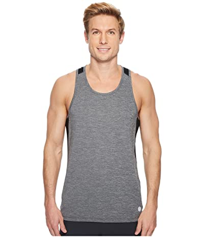 ASICS Run Singlet (Dark Grey Heather) Men