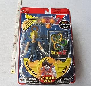 Irwin Dragonball Z Majin Buu Saga SS Vegeta with Halo Figure by Irwin Tools