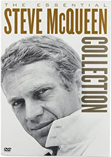 The Essential Steve McQueen Collection: (Bullitt / The Getaway / The Cincinnati Kid / Papillon / Tom Horn / Never So Few)