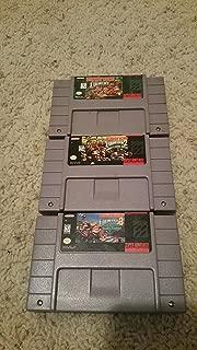 Donkey Kong Country 3-Game Bundle (Donkey Kong Country 1-3)