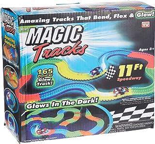 Oem As Seen On Tv New Bend Flex Glow In The Dark Racetrack Toy Magic Tracks Multicolor