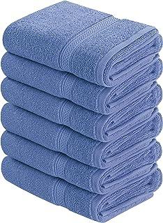 Utopia Towels - Toallas de Mano Grandes de algodón multipropósito para baño, Manos, Cara, Gimnasio y SPA - Dimensiones 41 ...