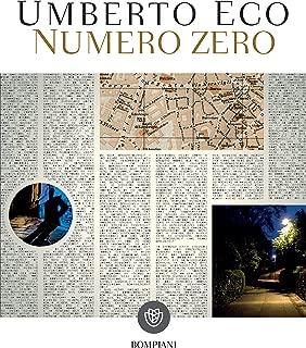 Numero zero (Narratori italiani) (Italian Edition)