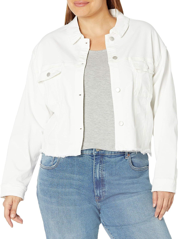 Lola Jeans 与え 直営限定アウトレット Women's Jacket Crop Denim