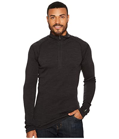 Smartwool NTS Mid 250 Zip T Top (Charcoal) Men