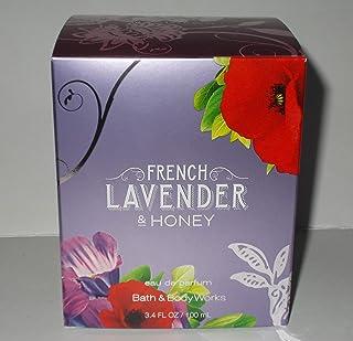 Bath & Body Works, French Lavender & Honey, Eau De Parfum, 3.4 Oz