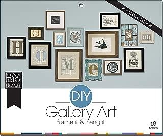 me & my BIG ideas Family/Home DIY Gallery Art