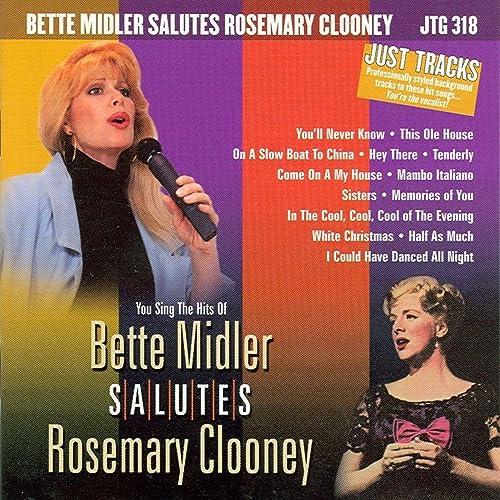 Just Tracks: Bette Midler Sings Rosemary Clooney [Clean]